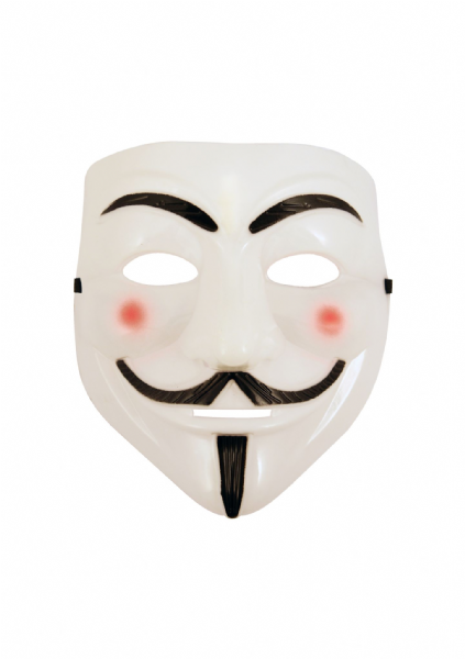 Vendetta Face Mask
